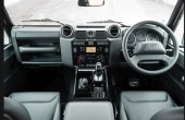 2020 Land Rover Defender Interior Features