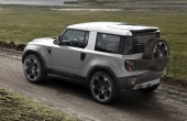 2020 Land Rover Defender Redesign Exterior & Interior