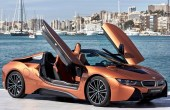 2020 BMW i8 Roadster Convertible Price & Availability