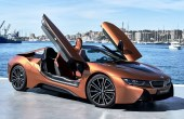 2020 BMW i8 Roadster MPG and Horsepower