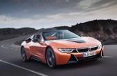 2020 BMW i8 Roadster Range Power