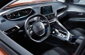 2020 Peugeot 3008 GT Line Interior