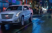 2021 Cadillac Escalade Silver Color