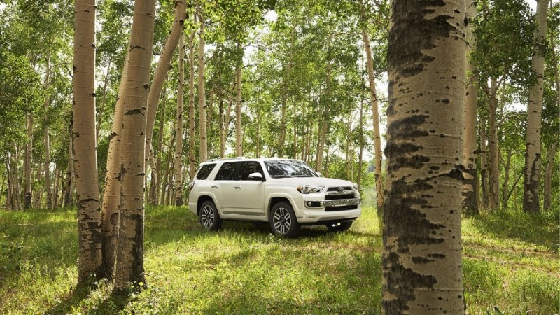 2021 Toyota 4Runner Hybrid Engine