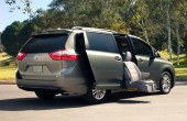 2021 Toyota Sienna Seat Features