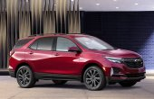 2021 Chevrolet Equinox Red Colors
