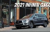 2021 Infiniti QX60 New Generations Grey Color Images