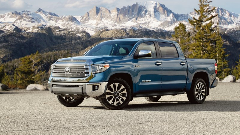2021 Toyota Tundra Redesign & Changes