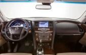 Current Nissan Ardmada Interior