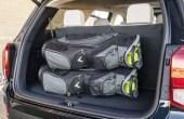 2021 Hyundai Palisade Trunk Capacity