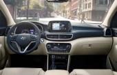 2021 Hyundai Tucson Interior Images