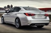 2021 Infiniti Q50s Hybrid AWD Performance