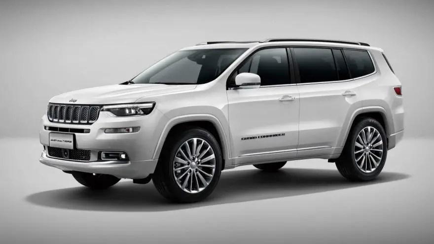 2021 Jeep Wagoneer Price Specs