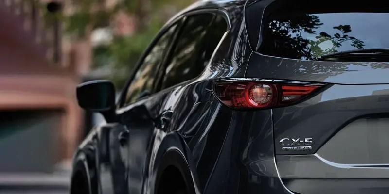 2021 Mazda CX-5 Tail Lights