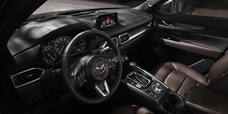 2021 Mazda CX-5 Touring Configurations Interior