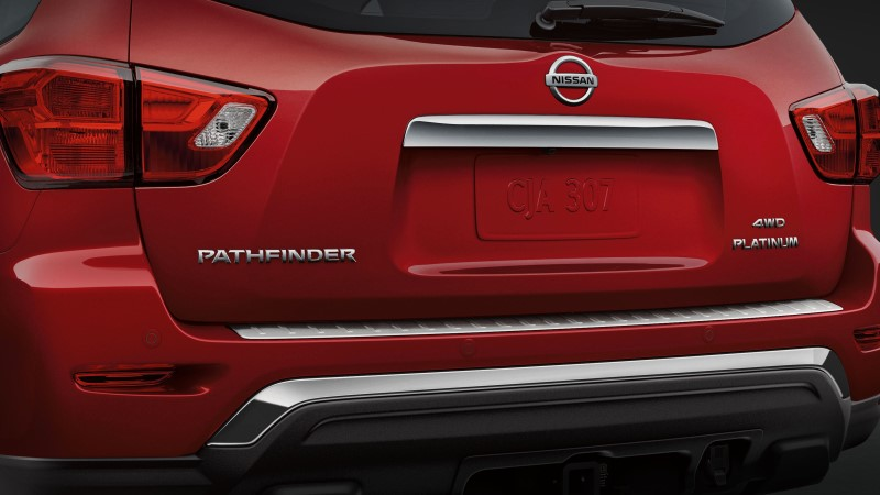 2021 Nissan Pathfinder Redesign & Changes
