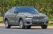 2021 BMW X6 Spied Images - Updates