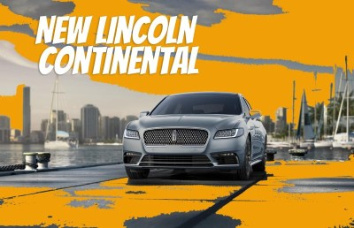 2021 Lincoln Continental Review, Release Date & Price