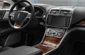2021 Lincoln Continental Interior Dashboard with New features