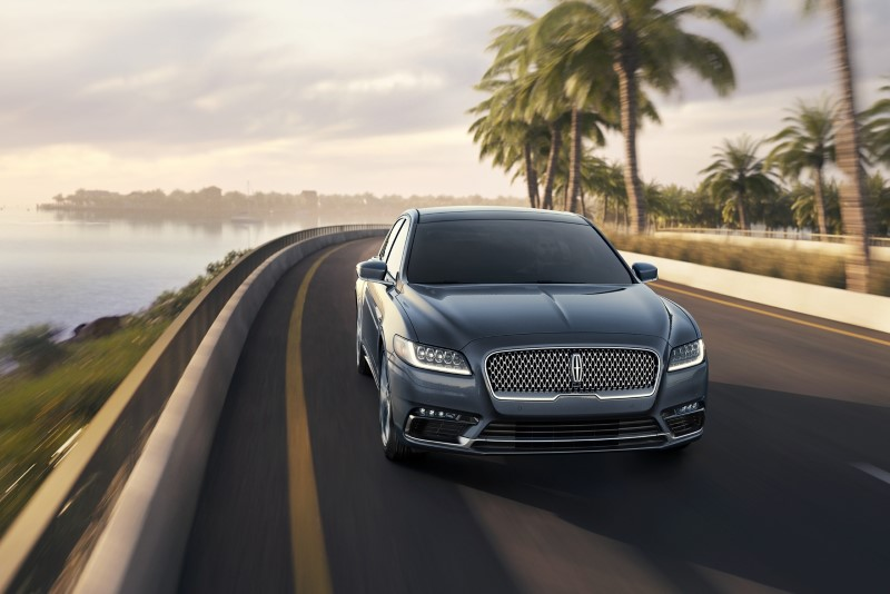 2021 Lincoln Continental Release Date & Price
