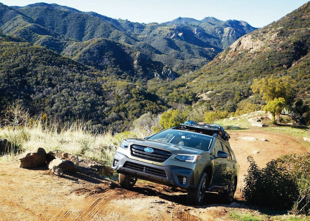 2021 Subaru Outback AWD Performance For Off-Road