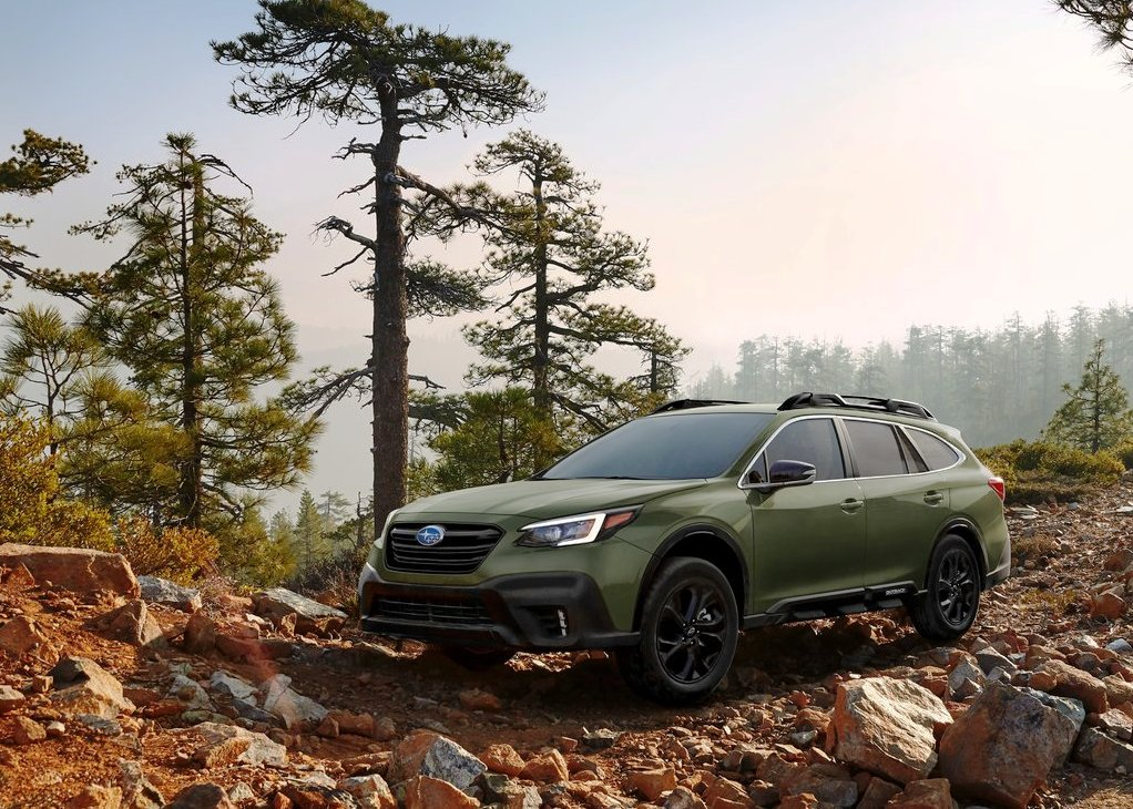 2021 Subaru Outback XT Review