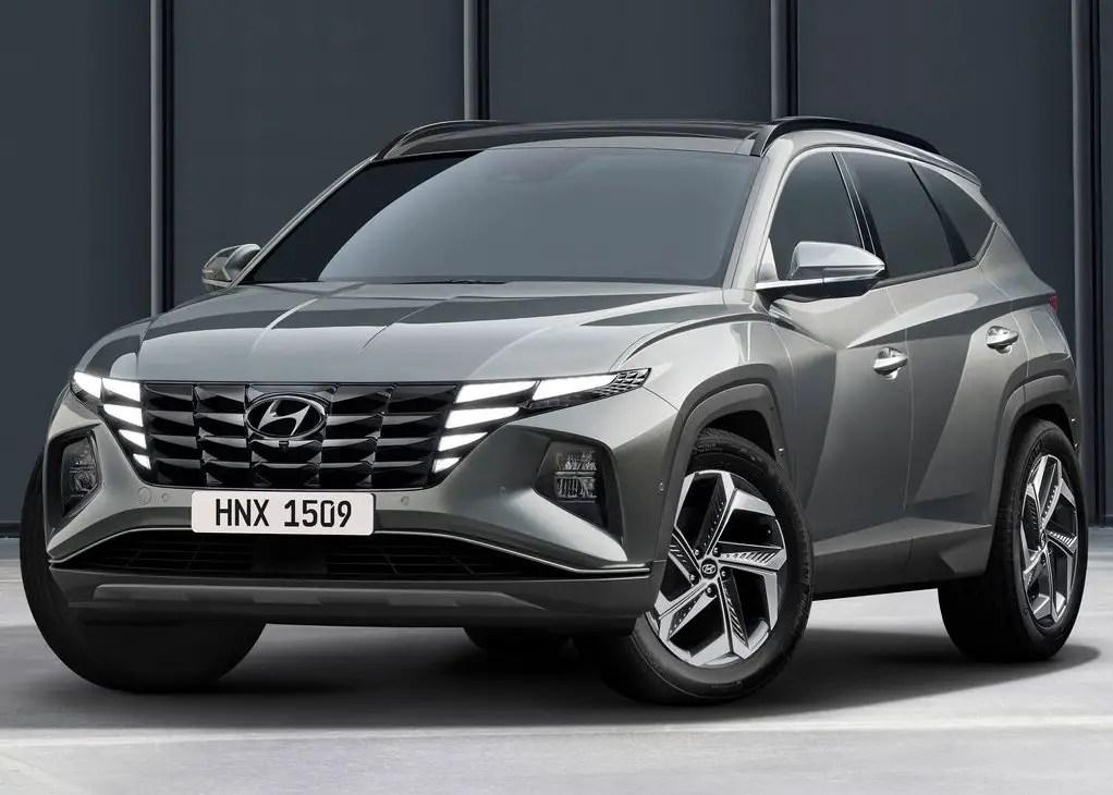 2022 Hyundai Tucson Exterior Pictures