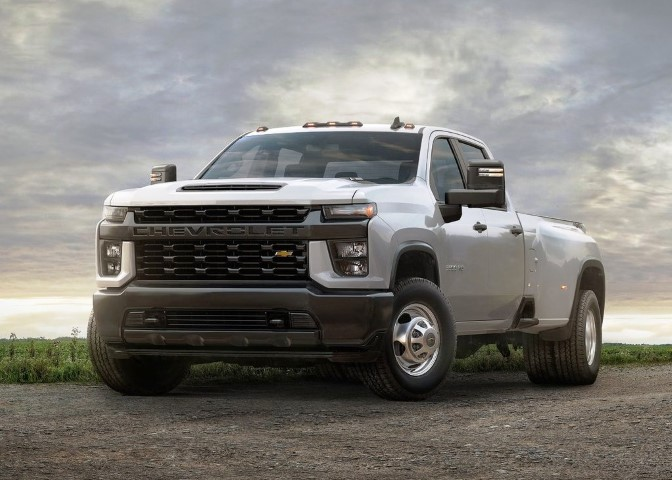 2022 Chevy Silverado 2500HD High Country