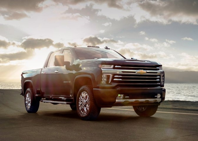 2022 Chevy Silverado 2500HD Redesign