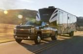 2022 Chevy Silverado 2500HD Towing Capacity