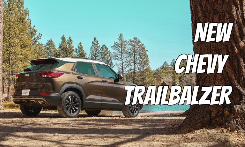 2022 Chevy Trailblazer Crossover Review