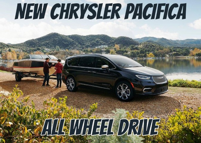 2022 Chrysler Pacifica Towing Capacity - Can Minivan Tow a Boat