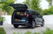 2022 Chrysler Pacifica Trunk Capacity