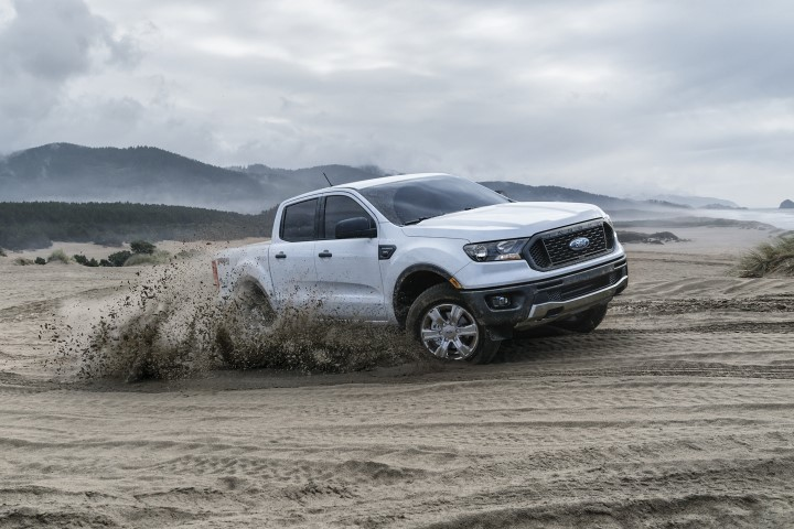 2022 Ford Ranger Hybrid Engine