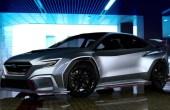 2022 Subaru WRX STI Design