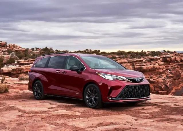 2022 Toyota Sienna All-Wheel Drive