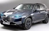 2022 BMW iNext Rendering Exterior Pictures