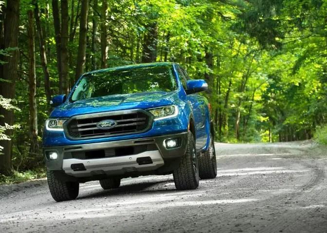 2022 Ford Ranger Hybrid Specs