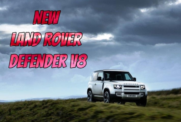 2022 Land Rover Defender V8 Price