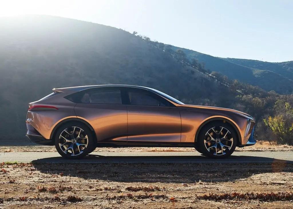 2022 Lexus LQ Dimensions
