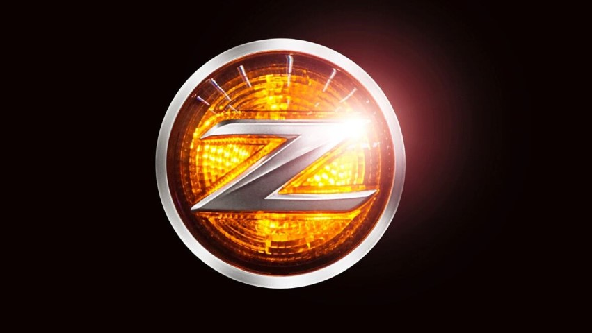 2022 Nissan 400Z Legendary Logo