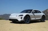 2022 Porsche Taycan Cross Turismo Concept
