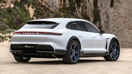 2022 Porsche Taycan Cross Turismo Price