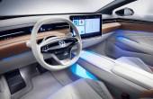 2022 VW ID.4 Interior Concept
