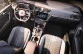 2022 VW Tiguan New Interior Look