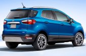 2022 Ford Ecosport Preview