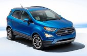 2022 Ford Ecosport Redesign and Changes