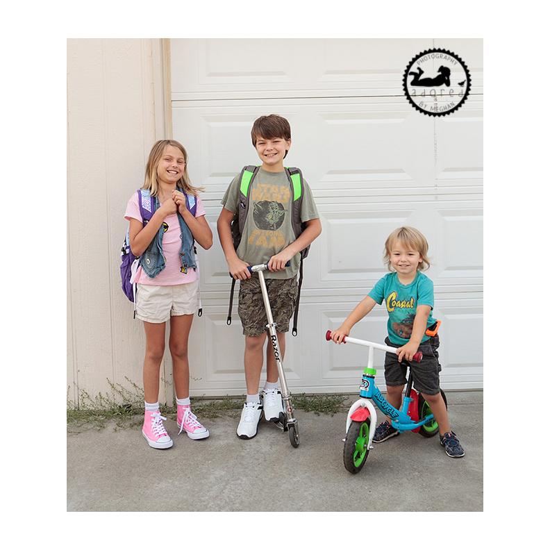 When the days start getting shorter, that means it's time for the kids to head back to school!  Here are some back to school, or first day of school traditions that your family might want to adopt!