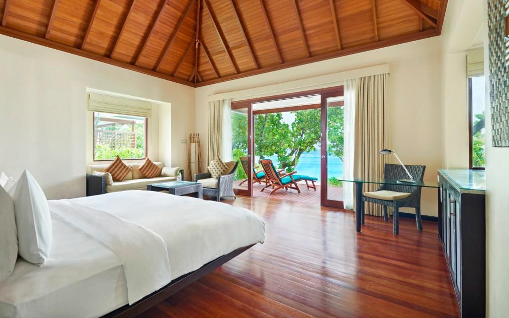 Hilton Seychelles Labriz Resort _ Spa - Beachfront villa 1