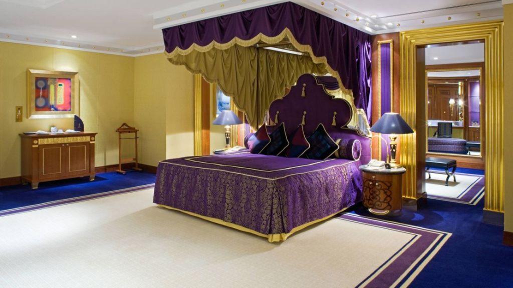 Burj Al Arab - Presidential Suite